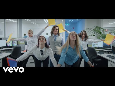Sheppard - Edge Of The Night (Official Video)