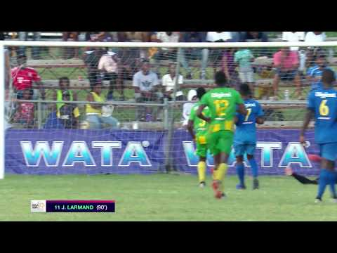 ISSA Wata Dacosta Cup ROUND 2 (Clarendon College Vs Green Pond ) | Highlights