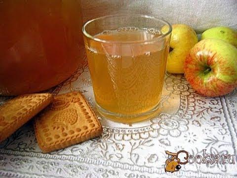 Как сделать яблочный сок без соковыжималки в домашних условиях на зиму