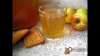 Заготовка яблочного сока без соковыжималки (моб)