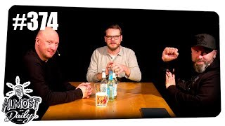 Basketball & die NBA mit André Voigt, Etienne & Nico | Almost Daily #374