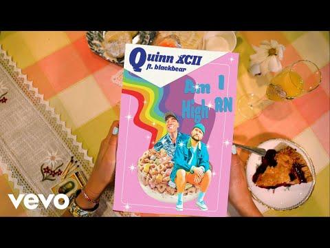 Quinn XCII - Am I High Rn (feat. blackbear) (Official Lyric Video)