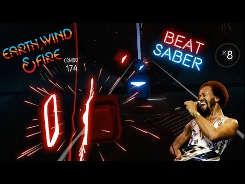 Earth, Wind & Fire - September ⚔ Beat Saber Custom Song