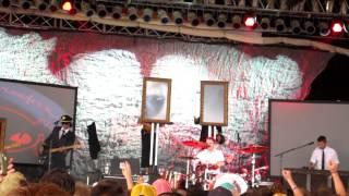 Puscifer | Man Overboard | Bonnaroo 2012