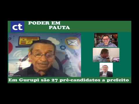 Em Gurupi já são 27 pré-candidatos a prefeito