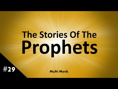 Mufti Menk | Stories Of The Prophets | Isa (AS)