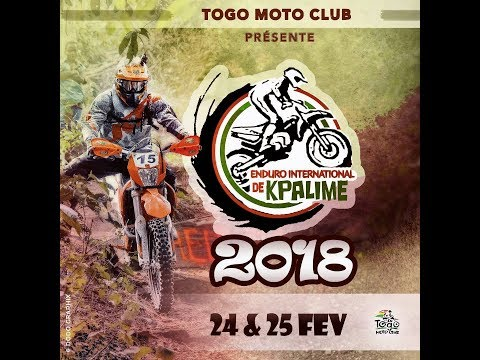 Enduro International de Kpalimé Togo - 2018