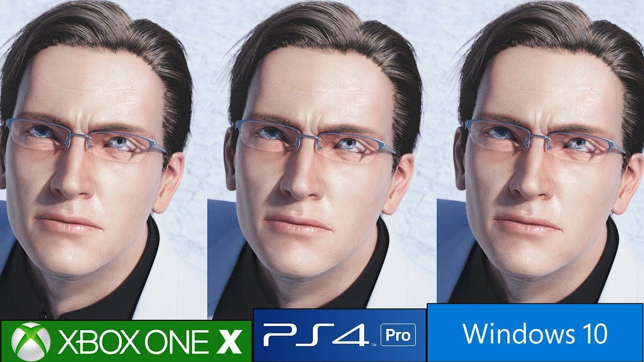 Ace Combat 7 - Full Tech Analysis, PS4 Pro vs Xbox One X ...Ps4 Pro Graphics Vs Xbox One X
