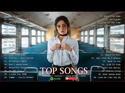 รวมเพลงสากล 2021 🚌 เพราะที่สุดในตอนนี้ เพลงสากล ฮิตติดชาร์ต ฟังเพลงวต่อเนื่อง[TOP Music Chart] HD