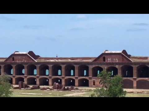 Our Trip To The Dry Tortugas National Park May 2017