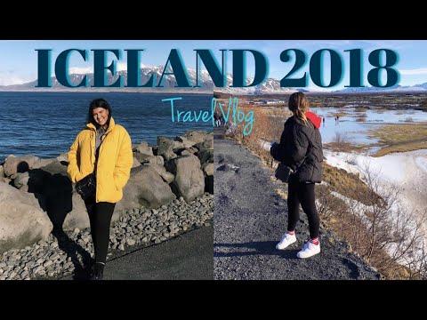 VLOG | A WEEKEND IN ICELAND