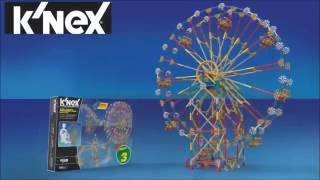 K Nex Thrill Rides 3 In 1 Classic Amuesment Park Building Set Youtube