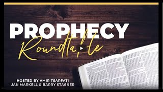 Prophecy Roundtable 2 – Amir Tsarfati, Jan Markell, and Pastor Barry Stagner