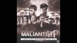 maliante hp remix benny benni ft anuel aa farruko nio garcia mas letra en descripcion