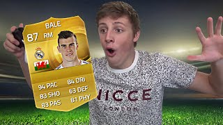 CRAZY BALE WAGER!! - FIFA 15 Thumbnail