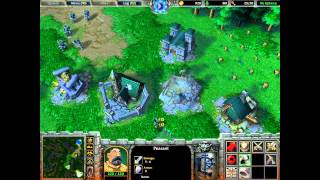 Warcraft III Reign of Chaos Gameplay (Part I)