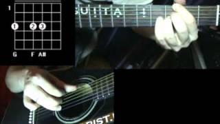 Lumen - Гореть (Уроки игры на гитаре Guitarist.kz)