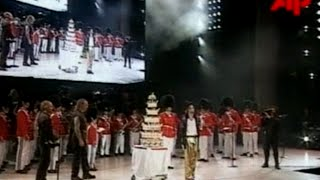 michael jackson history tour live in copenhagen 29 08 1997 happy birthday mj