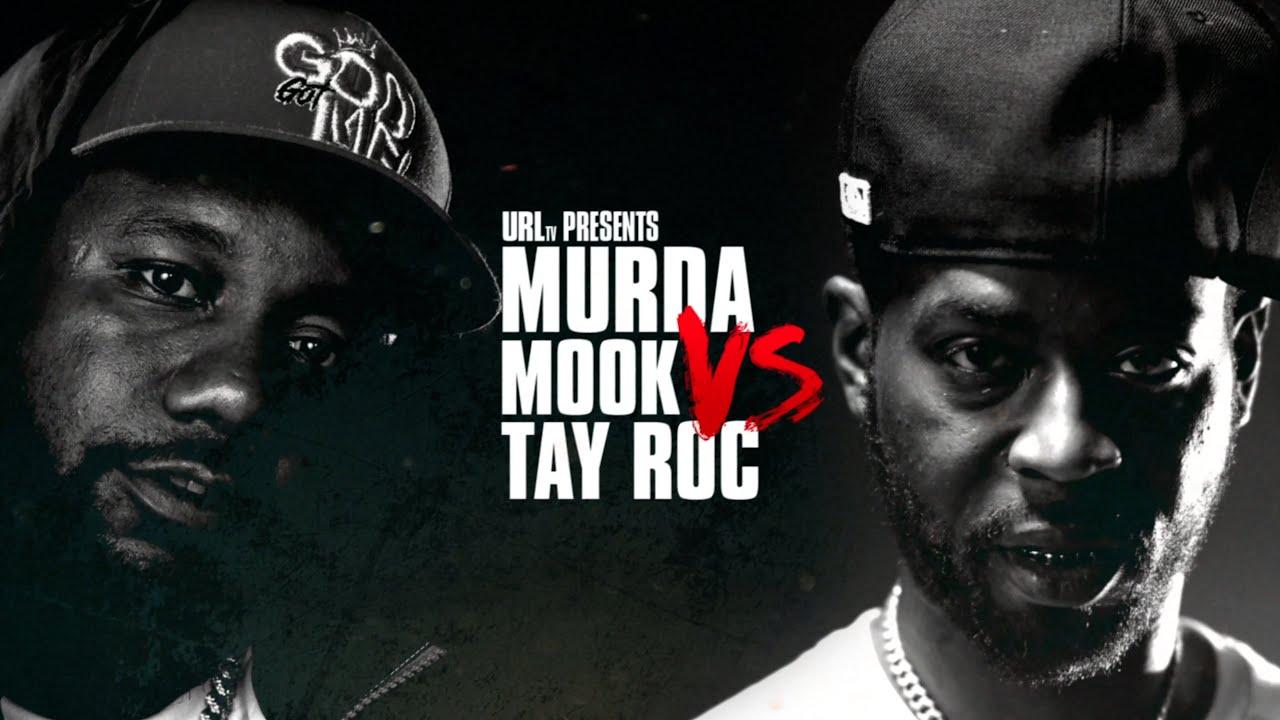 Download MURDA MOOK VS TAY ROC (FULL BATTLE) | URLTV
