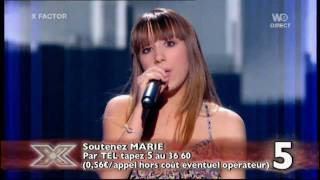 "Marie - ""Radio song"" de Superbus (cover)"