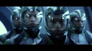 Enders Game Movie Clip Salamander Fight