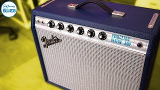 Fender '68 Custom Princeton Reverb FSR Amplifier with a Greenback!