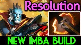 Resolution Dota 2 [Phantom Lancer] New Imba Build Battle Fury?