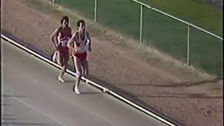 1983 PREFONTAINE CLASSIC: Men's 10,000m