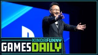 PSN Name Changes Are Real - Kinda Funny Games Daily 10.10.18