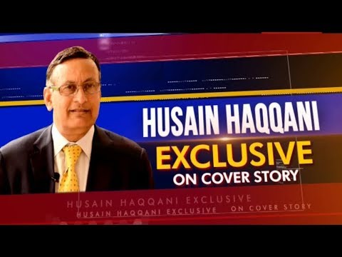 Pak Journalist Husain Haqqani in an exclusive conversation on Imran Khan's impact on India