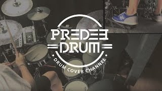 สิ่งที่ตามหา - Getsunova (Electric Drum Cover) | PredeeDrum