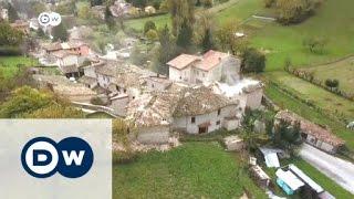 زلزالان يهزان وسط إيطاليا | الأخبار