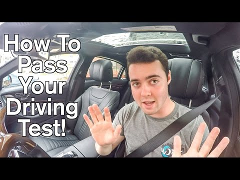 How To Pass Your Drivers Test – The Secrets (2)!