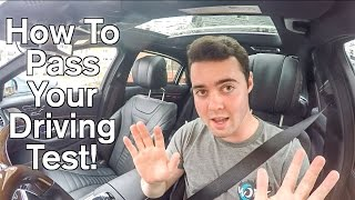 How To Pass Your Drivers Test - The Secrets (2)! thumbnail