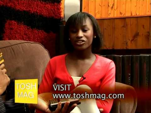 Part 2 EP3 Of TOSH Mag With Shoggy TOSH & Nife Agunbiade