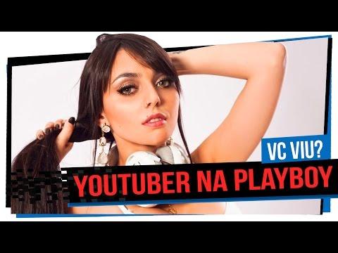 Youtuber na Playboy???