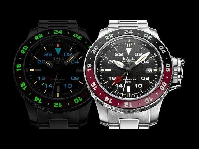 ?????????????Ball Watch ??? Engineer Hydrocarbon AeroGMT II ??????