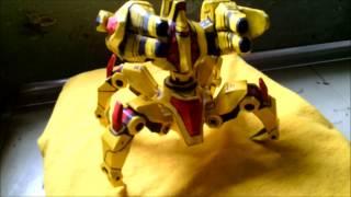 Starcraft Papercraft