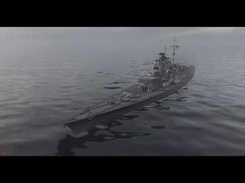 Bismarck's Maiden Voyage (Day 6)
