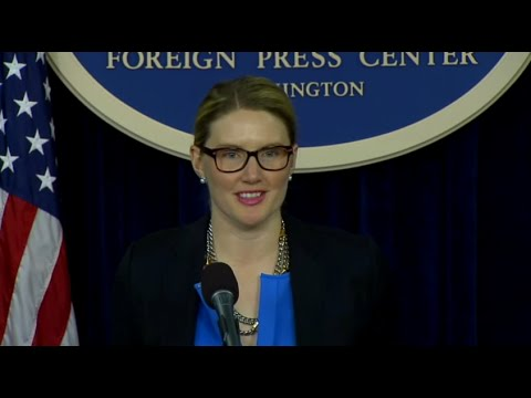 Deputy Spokesperson Harf Delivers a Foreign Policy Update on 2015 Priorities