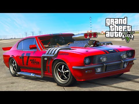 GTA 5 - SUPERCHARGED