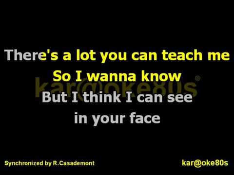 karaoke The Name of The Game - ABBA