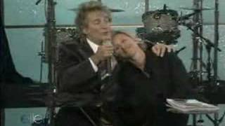 Rod Stewart - I got a crush on you (Ellen DeGeneres)
