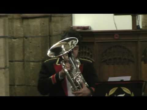 Enderby Senior Band: Be My Love, Euphonium Solo