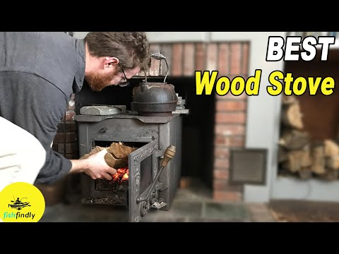 Best Wood Stove On The Market In 2020 – Portable And Comfortable