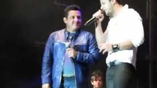 Cristiano Araujo e Bruno (BeM)- Meu segredo / Campo Grande Music Festival