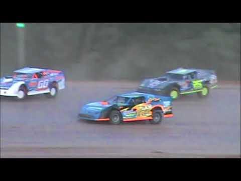 Brett McDonald Heat Race Lernerville Speedway 7/6/18