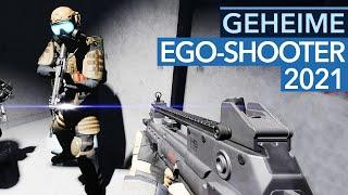 Diese neuen Ego-Shooter kennt noch fast niemand!