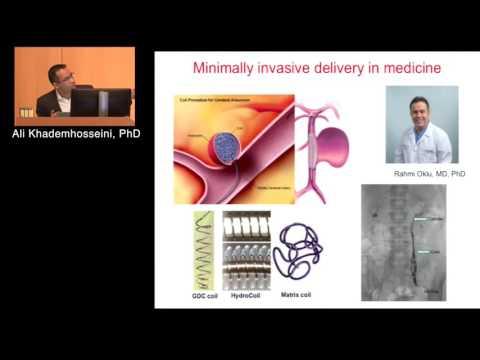 Micro/Nano-engineered Hydrogels for Regenerative Medicine (Ali Khademhosseini, PhD)