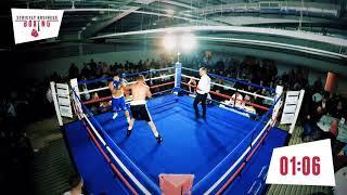 Strictly Business Boxing XIV | Rob Stevens v Paddy Patterson